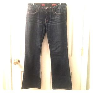 Size 8s Express Stella Boot cut jeans